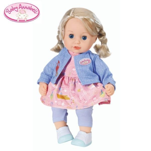 Win a Baby Annabell Little Sophia