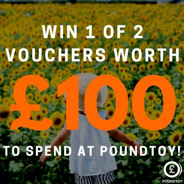Win a £100 PoundToy Voucher